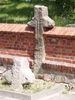 Sühnekreuze auf dem Wellmitzer Friedhof, Foto: Besucherinformation Neuzelle