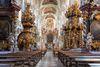 Innenansicht im Kloster Neuzelle, Foto: Florian Läufer
