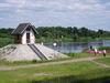 Pegelhäuschen Ratzdorf, Foto: Seenland Oder-Spree