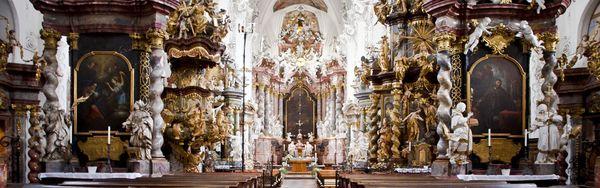 Barockwunder Kloster Neuzelle, Foto: TMB-Fotoarchiv/Florian Bröcker