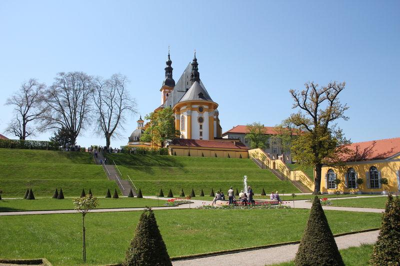 Klostergeflüster