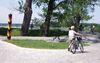 Teilabschnitt auf dem Oder-Neiße-Radweg, Foto: Tourismus-Information Neuzelle
