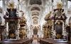 In der Klosterkirche Neuzelle, Foto: TMB-Fotoarchiv/Florian Broecker