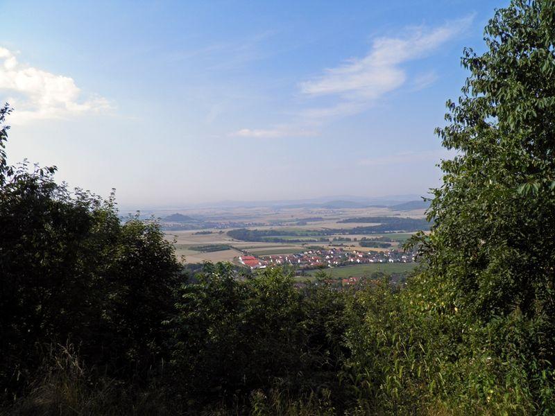 Blick von der Altenburg