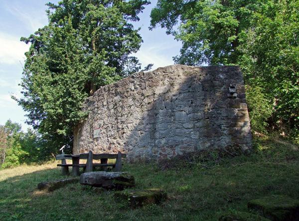 Rundweg zur Burgruine Falkenstein - N5