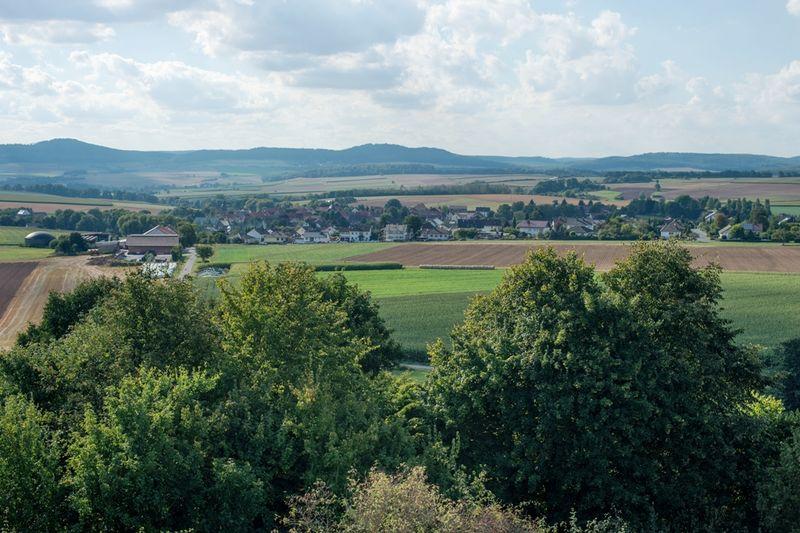 Weg zum Hessenturm - N1