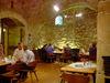 Gastraum im Klosterhof Niederaltaich im Bayerischen Wald