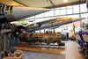 Kampfflugzeuge im Gerhard-Neumann-Museum Niederalteich im Deggendorfer Land