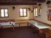 Blick in den Aufenthaltsraum im Jugendhaus Niederalteich