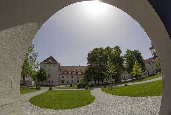 Die Benediktinerabtei Niederaltaich ist ein beliebtes Ausflugsziel
