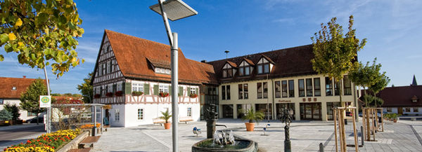 Niederstotzinger Rathaus