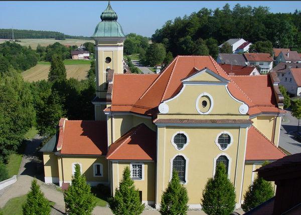 Mariä-Himmelfahrts-Kirche in Stetten