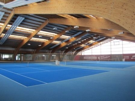 Tennishalle Freiberg