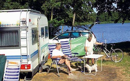 Schwielochsee Camping - Niewisch, Foto: Verband der Campingwirtschaft im Land Brandenburg e.V.
