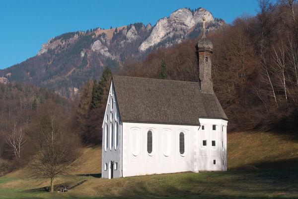 Heilig Kreuz Kirchlein in Windhausen