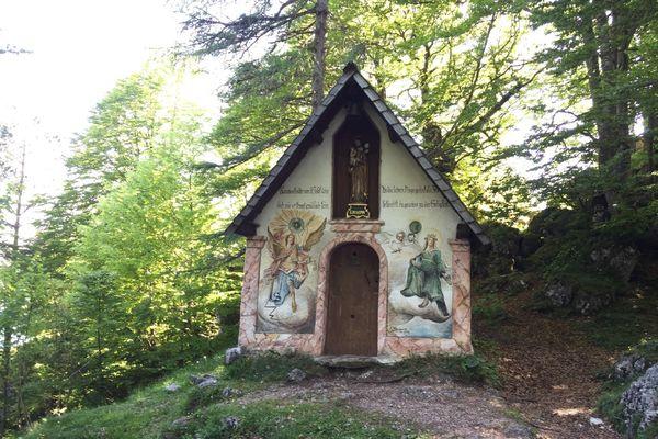 Kranzhornkapelle