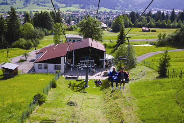 Kolbensesselbahn Oberammergau