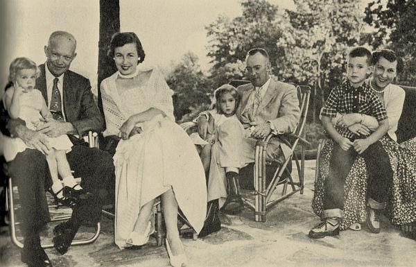 Familie Eisenhower