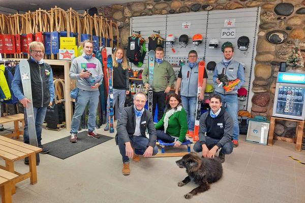 Team Bike & Ski Store Oberaudorf
