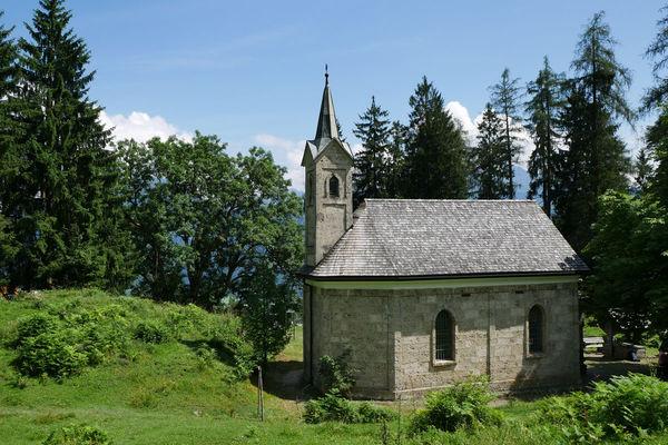 Nußlbergkapelle Westseite