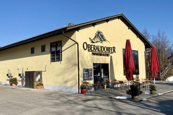 Privatbrauerei Oberaudorf