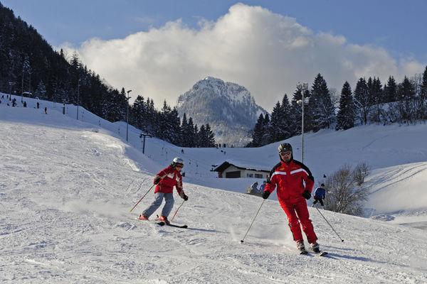 Skischule Hocheck-©Chiemsee-Alpenland Tourismus