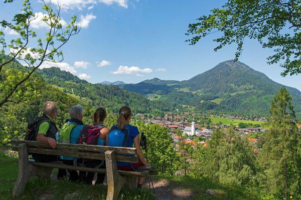 Wanderung Schlossberg
