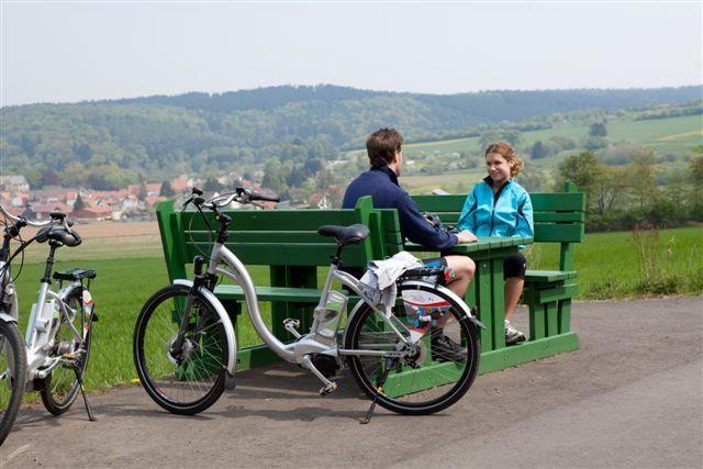 E-Bike Tour durch den Knüll und das Rotkäppchenland