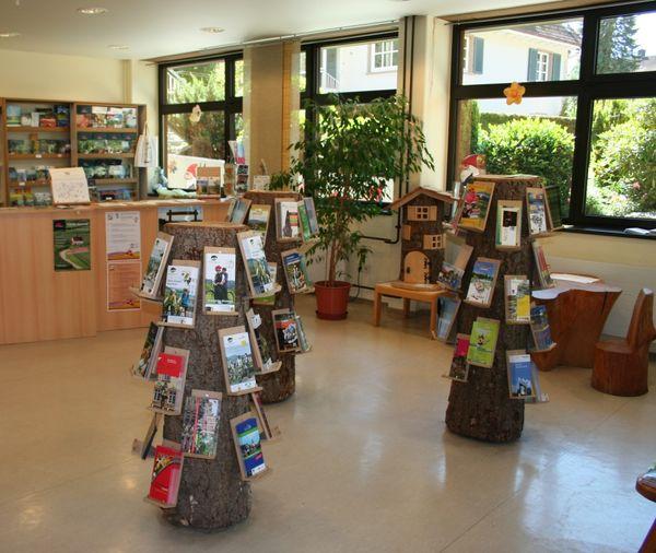 Tourist-Information Oberharmersbach