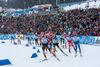 Biahtlon Weltcup in Oberhof, Blick in die DKB-Ski-ARENA