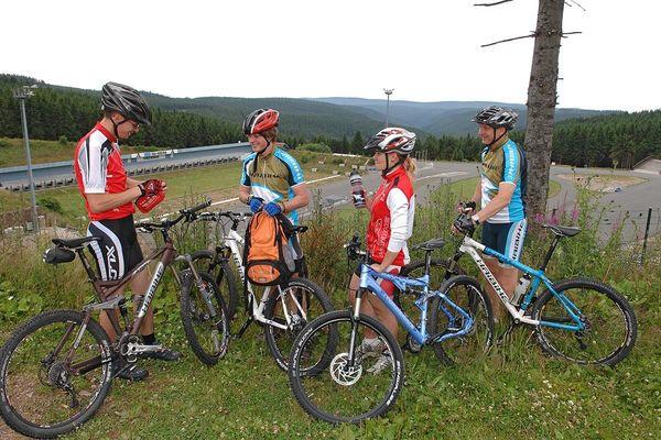 Fahrradtour mit der FUN Gästebetreuung