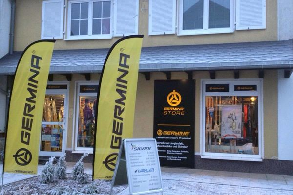 GERMINA Store & Testcenter