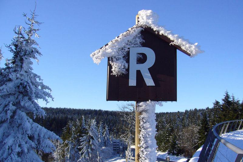 Grenzadler - Rondell (Rennsteig)