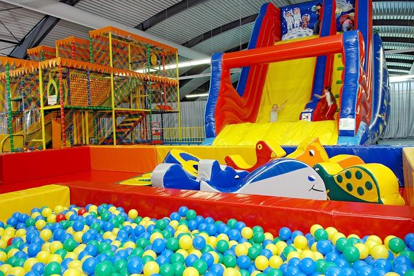 Kids Club Indoor Planet