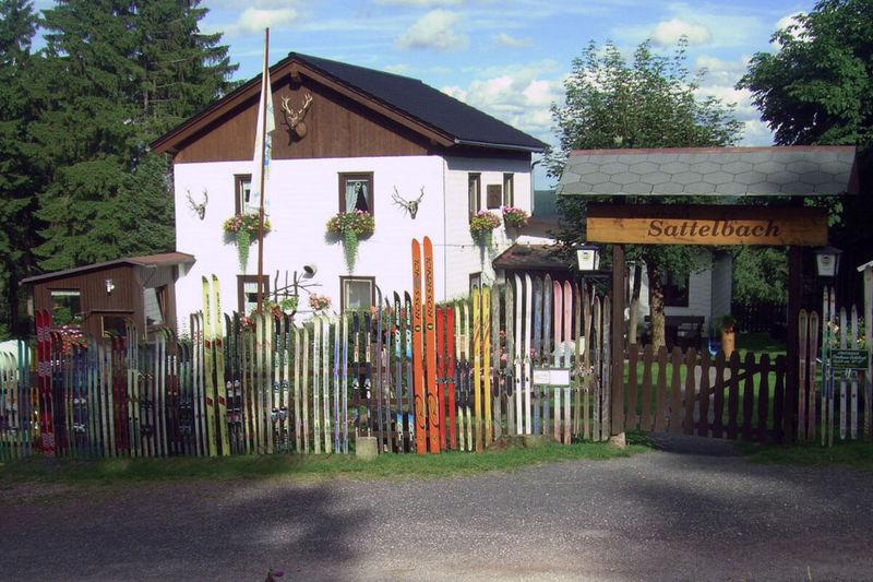 Zum Forsthaus Sattelbach