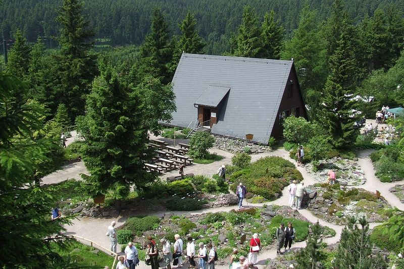 Zum Rennsteiggarten Oberhof