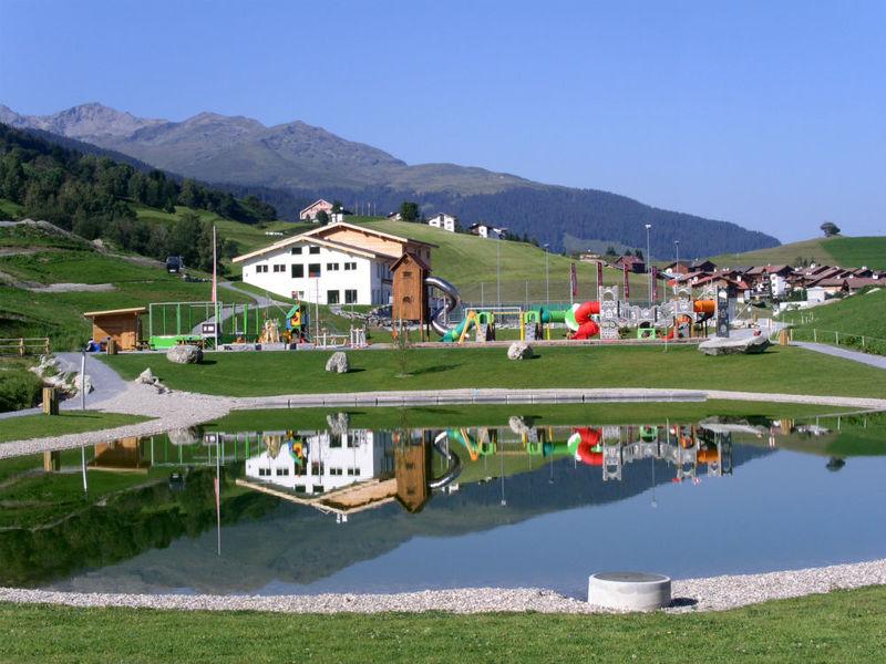 Badesee Rufalipark Misanenga