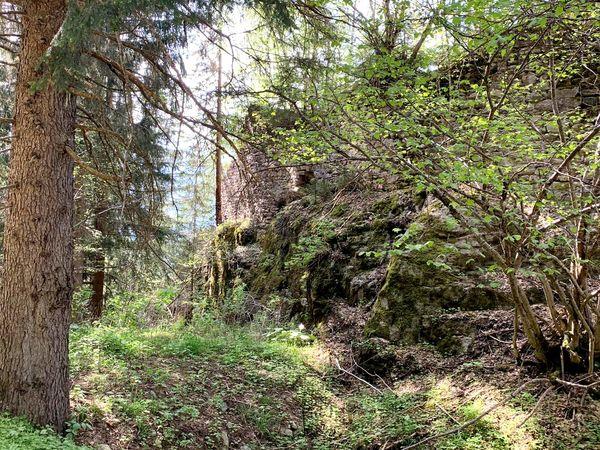 Burgruine Heidenberg