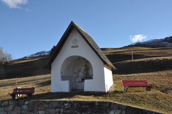 Kapelle Bruder Klaus, Obersaxen