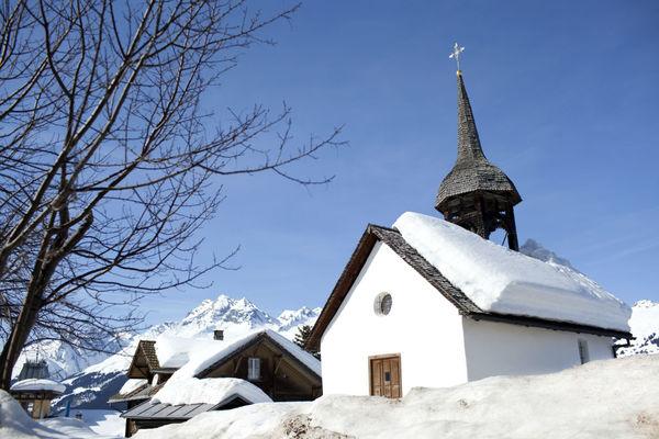 Kapelle St. Georg, Obersaxen