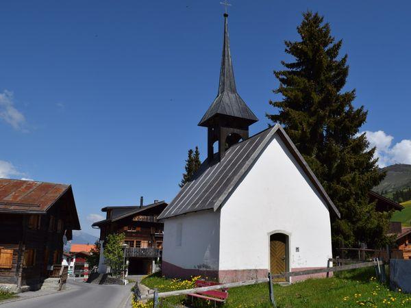 Kapelle St. Jakob, Obersaxen