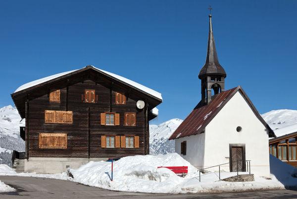 Kapelle St. Maria Heimsuchung Affeier, Obersaxen