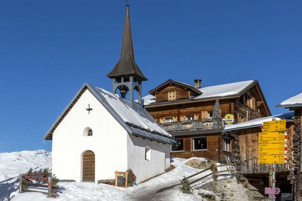 Kapelle St. Sebastian Miraniga, Obersaxen
