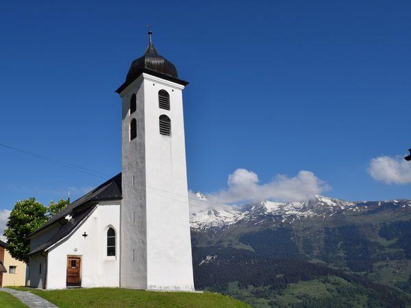 Katholische Filialkirche St. Martin, Obersaxen