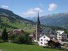 Pfarrkirche St. Peter und Paul Meierhof, Obersaxen
