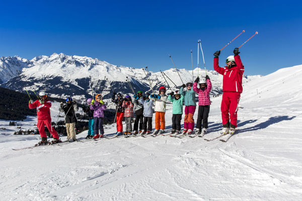Schweizerische Ski- und Snowboardschule, Obersaxen