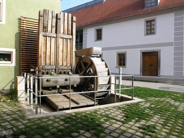 Mühle im Doktor-Eisenbarth- und Stadtmuseum in Oberviechtach