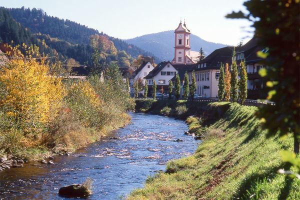 Ortsteil Oberwolfach-Kirche