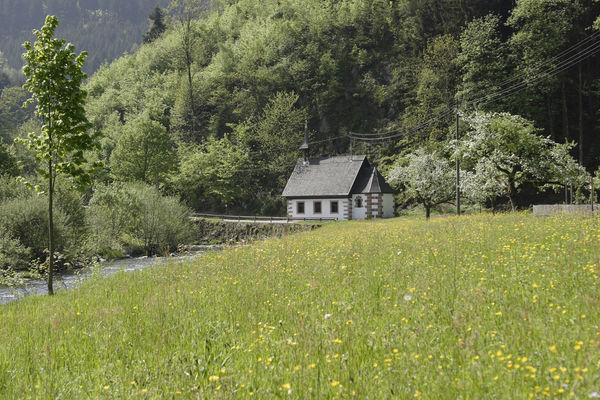 Steigfelsenkapelle in Oberwolfach-Walke