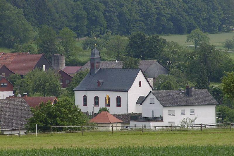 Kath. Pfarrkirche Hesselbach
